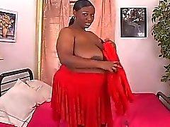 bbw ebony mega big tits