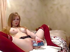 webcams squirting stockings