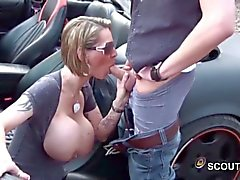 amateur big boobs german hardcore