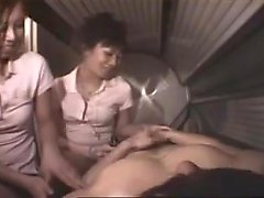 asian group sex hairy threesome