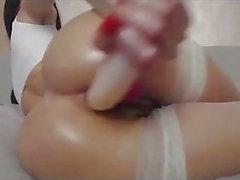 Webcam Dildo Gape