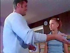 old farts redheads teen babysitter dad