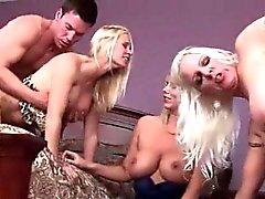 big boobs blonde group sex milf