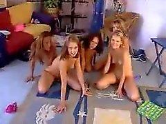 babes blondes group sex lesbians