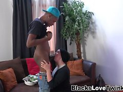 gay amateur interracial black