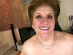 cream pie hairy matures old young