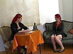 amatööri fetissi punapää