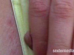 couple masturbation brunette gros seins caucasien