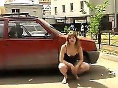 amateur fetish masturbation outdoor