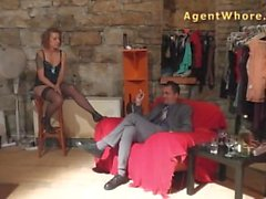 agentwhore amateur czech interview
