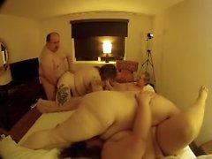 bbw hardcore group sex