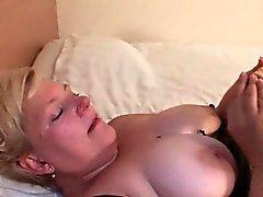 big boobs blonde fingering masturbation mature