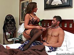 big boobs brunettes cumshots lingerie