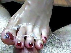 aziatisch femdom voet fetish