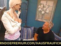 blondes tits german