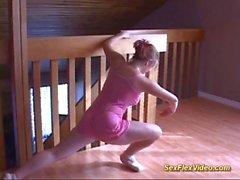elastisch flexibel flexiblen körpern flexible girls