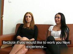 anal blowjob brunette