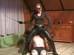 bdsm german spanking