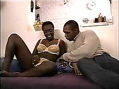 filles français hardcore noir et ébène