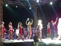 Miss nude Koversade contest