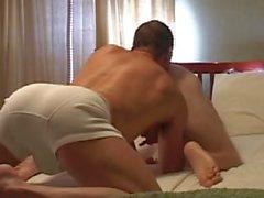 сперма задница без седла