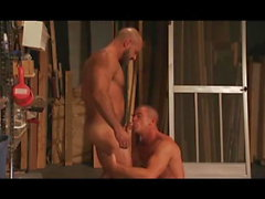 gay big cock blowjob muscle