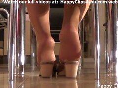 happyclips4you bbw şişman güzel kadinlar - fit takunya