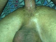 Mexican guy on Grindr makes me premature cum inside his ass
