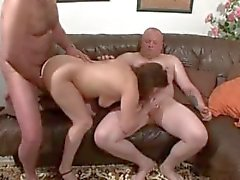 daddy bisexual-husband mature brunette