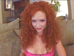 cumshots redheads threesomes