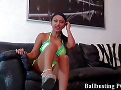 ballbusting pov alexis grace ashley sinclair