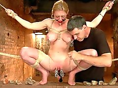 darling hogtied squirting kink 2014