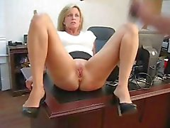 amateur bdsm blonde masturbation