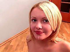 anal blondinen blowjobs