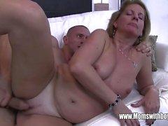 pareja sexo oral sexo anal maduro rubia