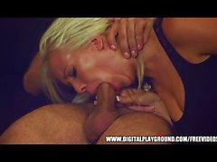 vaginal sex masturbation oral sex blonde