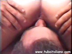 любительский пара подруга итальянский