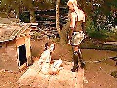 bdsm bdsm amante lesbiana crueles escenas de sexo humillación