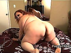 amateur big boobs fat masturbation