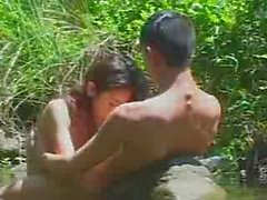 asian woman asian orgy jungle