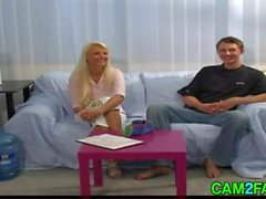 Blond Russian Vickie: Free Teen Porn Video cf