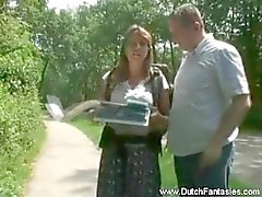 dutchfantasies mom mother public