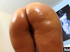 ass big boobs brunette