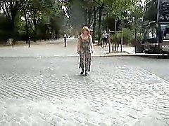 amateur de plein air clignotant