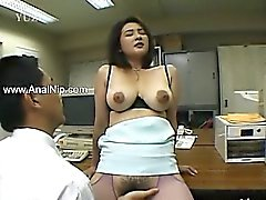 anal asian beauty brunette