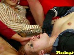 pissinginaction fetissi kusta peedrinking cumwswap