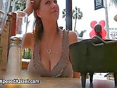 glanz im freien pornostar sologirl