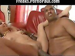 blowjob cumshot hardcore interracial
