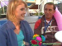 publicpickups publiques - micros tchèque - filles
