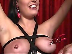 bdsm brunettes latex milfs big boobs